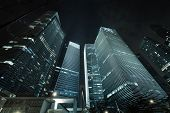 Office Buildings - Skyscrapers