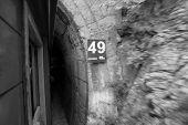 Ferrocarril en túnel
