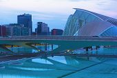 Monteolivete bridge in Valencia Spain.