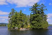 Moosehead Lake Island
