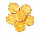 Fried Toasted Round