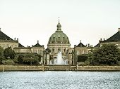 Royal Palace Amalienborg, Cathedral Denmark