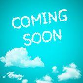 Coming Soon Cloud