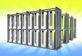Virtual Servers Rack