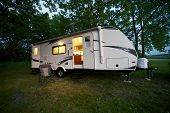 25 Feet Travel Trailer