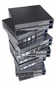 Servers Stock Pile.