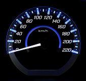 Car Speedometer