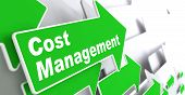Cost Management. Business Concept.