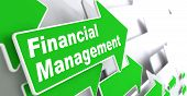 Financial Management Concept.
