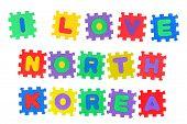 I Love North Korea