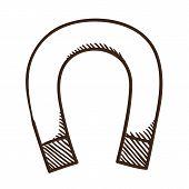 Magnet symbol.