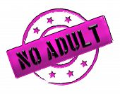 Stamp - No Adult