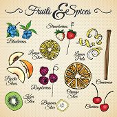Fruits & Spices