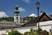Old Castle In Banska Stiavnica
