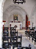 Old Coptic Church In Jerusalem