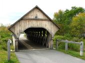 Pathway Covered Bridge