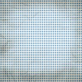 Seamless Polka Dots Patten On Paper Texture. Basic Shapes