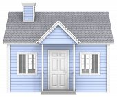 Blue House.