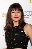 LOS ANGELES - AUG 23:  Yael Stone at the Television Academy's Perfomers Nominee Reception at Pacific