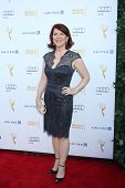 LOS ANGELES - AUG 23:  Kate Flannery at the Television Academy's Perfomers Nominee Reception at Paci