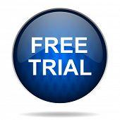 free trial internet icon
