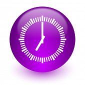 time internet icon