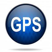 gps internet icon