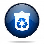 recycle internet icon