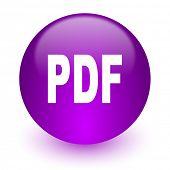 pdf internet icon