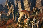 Photo of the Holy Rousanou Monastery