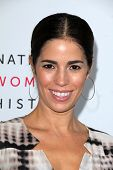 LOS ANGELES - AUG 23:  Ana Ortiz at the 3rd Annual Women Making History Brunch at Skirball Center on