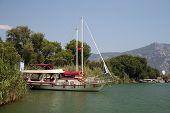 Yachts In Dalyan