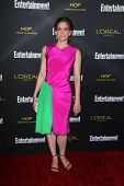 LOS ANGELES - AUG 23:  Anna Chlumsky at the 2014 Entertainment Weekly Pre-Emmy Party at Fig & Olive