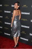 LOS ANGELES - AUG 23:  Cheryl Burke at the 2014 Entertainment Weekly Pre-Emmy Party at Fig & Olive o