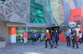 ACMI Federation Square Melbourne