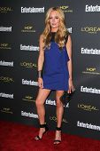LOS ANGELES - AUG 23:  Cat Deeley at the 2014 Entertainment Weekly Pre-Emmy Party at Fig & Olive on