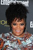 LOS ANGELES - AUG 23:  Yvette Nicole Brown at the 2014 Entertainment Weekly Pre-Emmy Party at Fig & Olive on August 23, 2014 in West Hollywood, CA