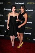 LOS ANGELES - AUG 23:  Elizabeth Henstridge, Chloe Bennet at the 2014 Entertainment Weekly Pre-Emmy Party at Fig & Olive on August 23, 2014 in West Hollywood, CA