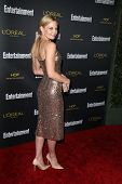 LOS ANGELES - AUG 23:  Jennifer Morrison at the 2014 Entertainment Weekly Pre-Emmy Party at Fig & Ol