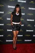 LOS ANGELES - AUG 23:  Aisha Tyler at the 2014 Entertainment Weekly Pre-Emmy Party at Fig & Olive on August 23, 2014 in West Hollywood, CA