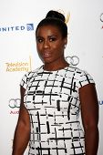 LOS ANGELES - AUG 23:  Uzo Aduba at the Television Academy�?�¢??s Perfomers Nominee Reception at