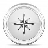 compass internet icon