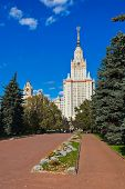 University At Moscow Russia