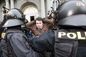 picture of extremist  - BRNO - JPG