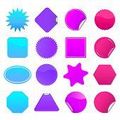 Bright Stickers - Set 2