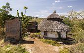Traditional Ethiopian House. Karat Konso. Ethiopia.