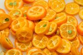 pic of kumquat  - sliced kumquat - JPG