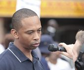 Eric Snipes, Eric Garner's eldest son