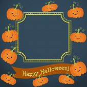 Illustration for the celebration of Halloween