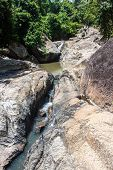 Stream at Koh Phangan island